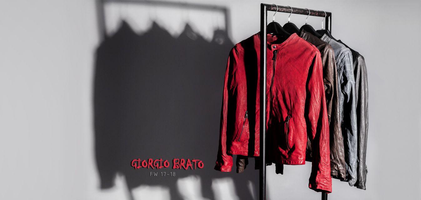 Giorgio Brato fw 17 18